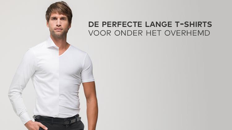 T Shirt Overhemd.Perfecte T Shirt Onder Een Overhemd Girav