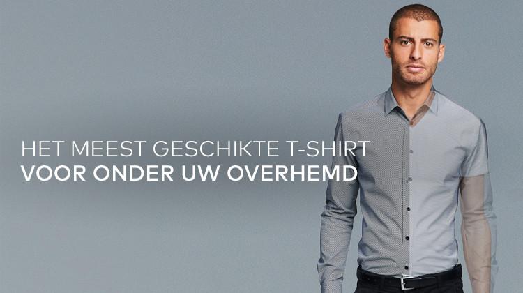 4e40266b2b2 Zo vind je het geschikte t-shirt voor onder je overhemd - Girav Long ...