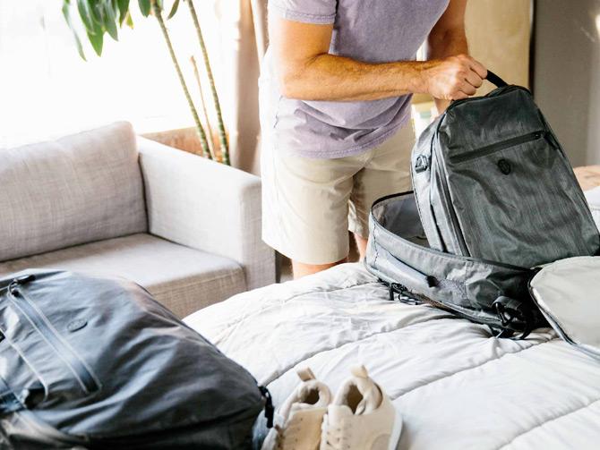 hoeveel kleding meenemen op vakantie
