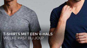 Beste T-shirts met V-hals vinden