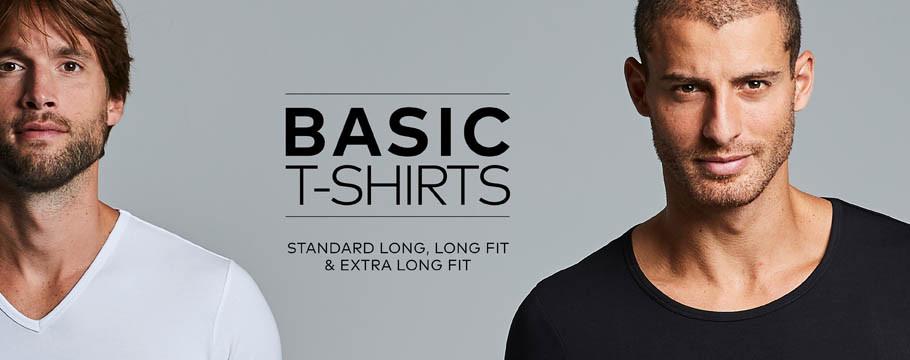 T-shirts Basis