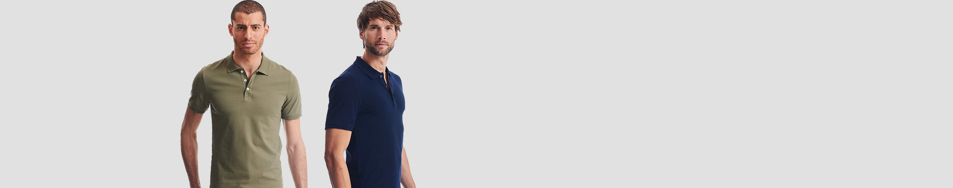 Slim Fit Poloshirts