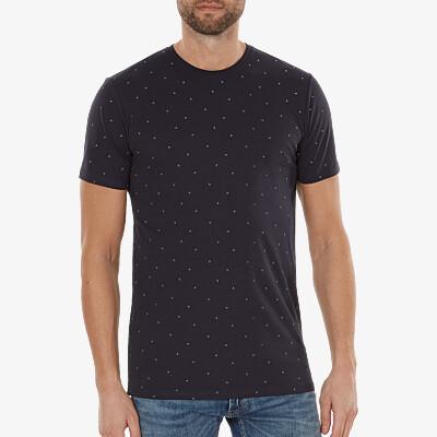 Valencia T-shirt, Navy