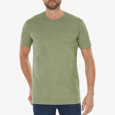 Santiago T-shirt, Sea green