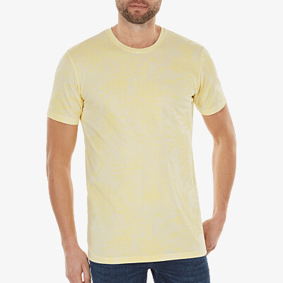 Santiago T-shirt, Light yellow