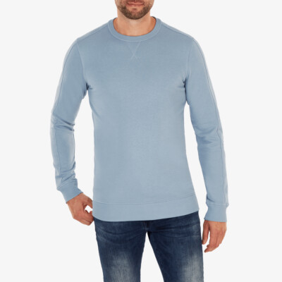 Cambridge Sweater, Light blue