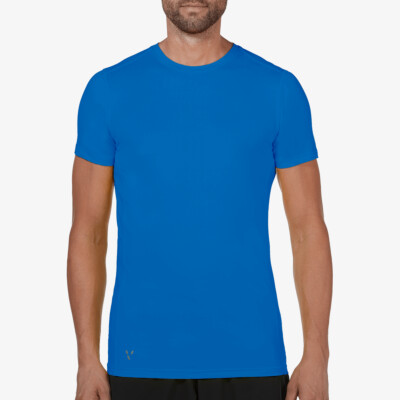 Boston Sportshirt, Snorkel Blue