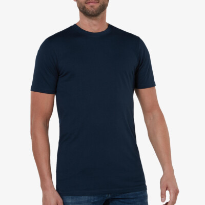 Sydney T-shirt, 2-pack Navy