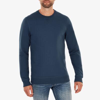 Princeton Lichtgewicht Sweater, Dark jeans