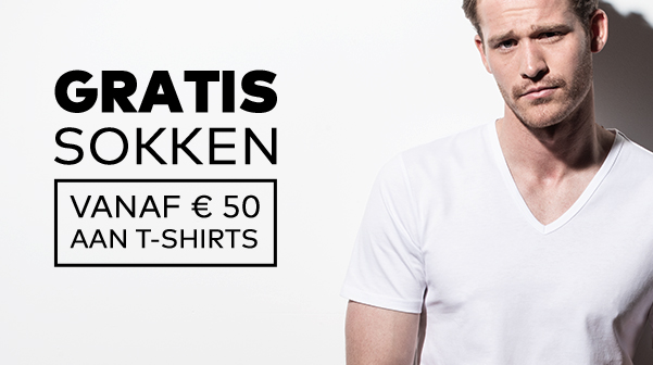Koop nu een Girav Sixpack T-shirts, of 3x een 2-pack, en krijg 10% korting!